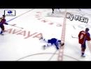 Zadorov lays massive hit on Scheifele [BY F1SH]