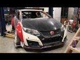 2012 civic (euro spec) drifting car project