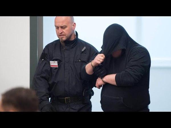 """Acht Angeklagte Mitglieder Lange Haftstrafen für """"Gruppe Freital"""""""