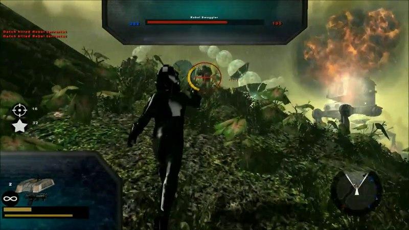 SWB 2 Mod Battlefront Ulitmate Commander Felucia GCW Gameplay
