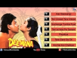 Deewana - 90s Romantic Songs  Shahrukh Khan, Rishi Kapoor, Divya Bharti  JUKEBOX  Hindi Songs