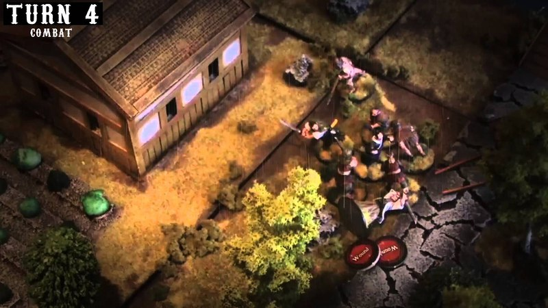 1 Ronin Battle Report (Bandits vs. Koryu)