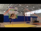 Отборочный турнир по воздушной атлетике в Самаре. Арина Егорова, 1 месÑ