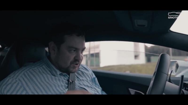 [smotraTV] Тест-драйв от Давидыча Lamborghini Huracan