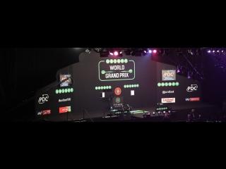 PDC World Grand Prix 2017 Semi Finals live