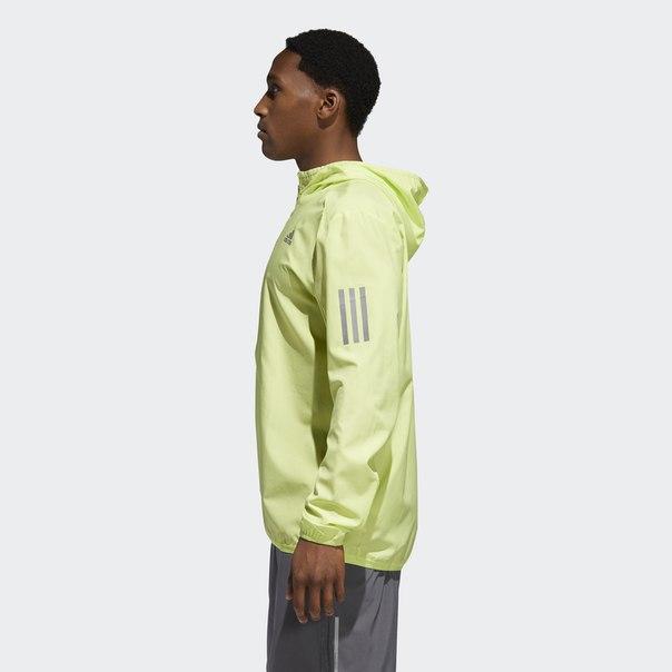 Куртка для бега Response Hooded