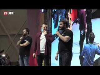 «Майор Гром: Чумной Доктор»: презентация фильма на гик-фестивале Comic Con Russia