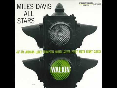 Miles Davis - Walkin' (1957) {Full Album}