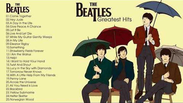 The Beatles Greatest Hits Full Album - The Beatles Playlist