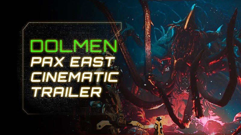 Dolmen Game: Pax East Cinematic Trailer