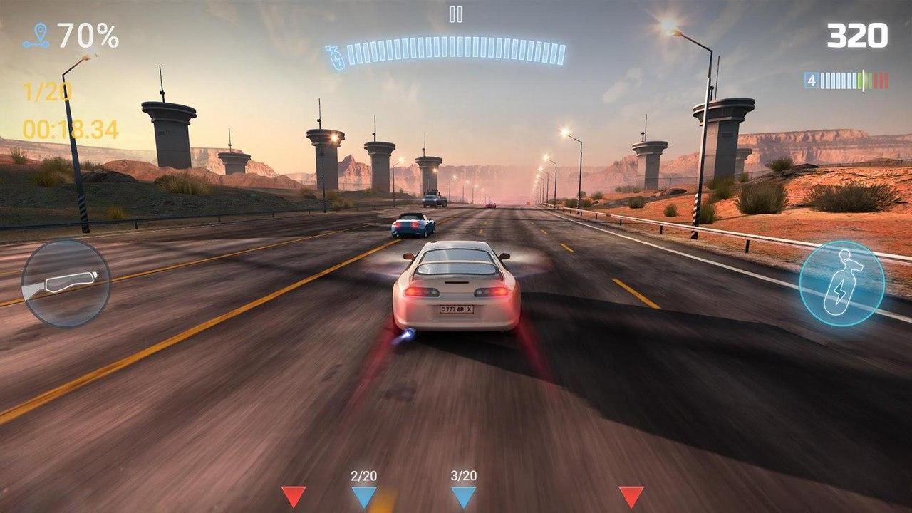 CarX Highway Racing v1.54.2 Mod .apk