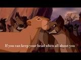 IF By Rudyard Kipling Illuminated Poetry Disney Edition