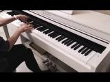 Лера Рубановская — Listen to your heart (фортепиано)