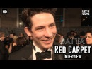 God's Own Country's Josh O'Connor BAFTA Awards 2018 Red Carpet Interview