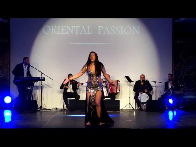 Elena Ramazanova Mazzikatea Europe - 8th Oriental Passion Festival
