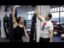 Тренировки с чемпионами ГИРИ Иван Денисов