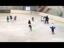 Эмоции от забитой шайбы, детские подкатки по хоккею FRD
