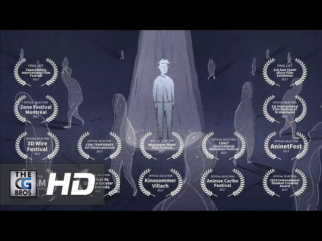 CGI 2D Animated Short: