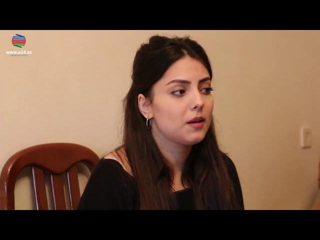 Azərbaycanın ən gözəl qızının dəhşətli videosu 22 minə həyatı sevmək olar www.a24.az