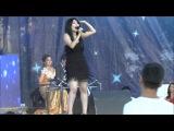 Точь-в-точь. Армянская песня в исполнении казахской певицы Айгерим Тошаевой