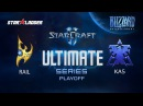 Ultimate Series Playoff: Rail (P) vs Kas (T)