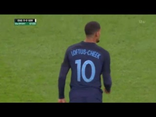 Ruben Loftus Cheek vs Germany (10-11-2017) Home