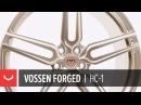 Vossen Forged HC-1 Champagne