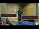 LvL Up Side Flip │ Freerun Tutorial