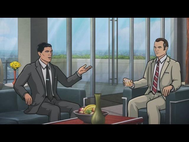 Арчер / Archer / сезон 7 / 3-10 (Кубик в кубе Бяко Рекордс)