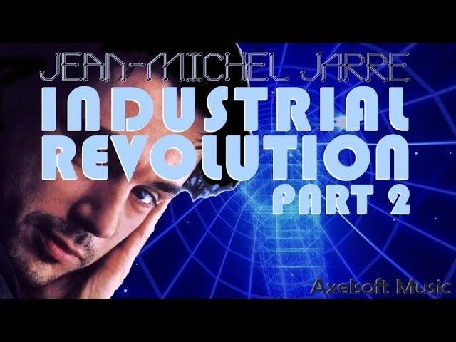 Jean-Michel Jarre - Industrial Revolution / Part 2 (Axelsoft's Remix - Roland JDXA/JDXi/Mininova)