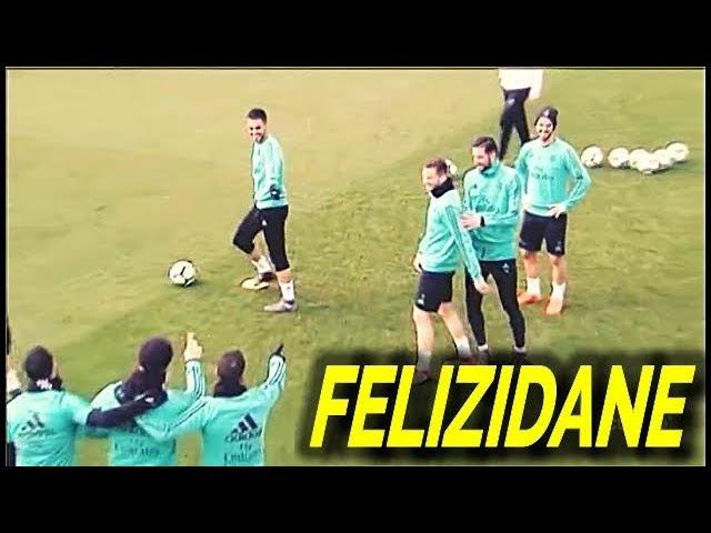 La felicidad vuelve al Real Madrid tras la victoria ante el PSG