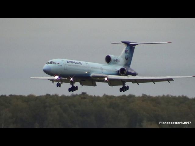 Tupolev Tu-154M RA-85684 Alrosa ИЖМА ЛЕГЕНДА