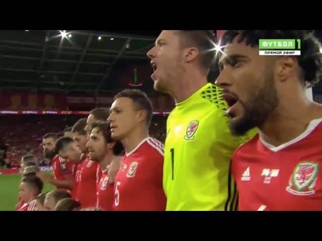 Wales' National Anthem Ahead Of Ireland Clash - No band. No music. 35,000 fans. Goosebumps 😲