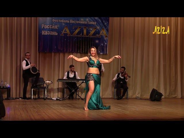 Makarova Olga- Oriental профессионалы Ensemble Khayam, Fe youm ve leila