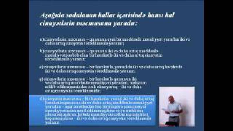 ABA CEELI --Vəkilliyə namizədlər üçün hazırlıq kursları - Məşğələ 1 (1)