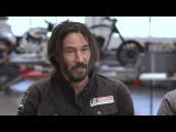 Keanu Reeves Unveils 3 New Arch Motorcycles at EICMA 2017