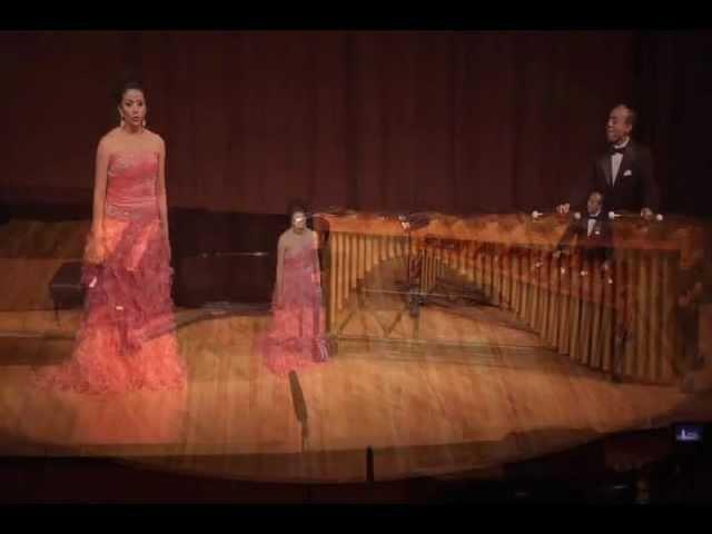 Rose of Sharon, 1.Song of Almah- Andrew Beall- PercusiVoz Ensamble
