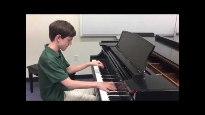 Original cadenza to Hungarian Rhapsody No 2 (Liszt)