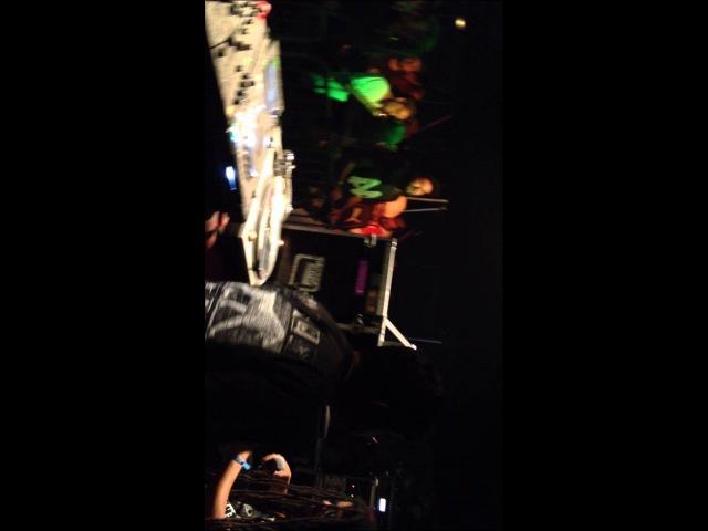 King Alpha at Dub Camp Festival Le Pellerin France 11 07 15