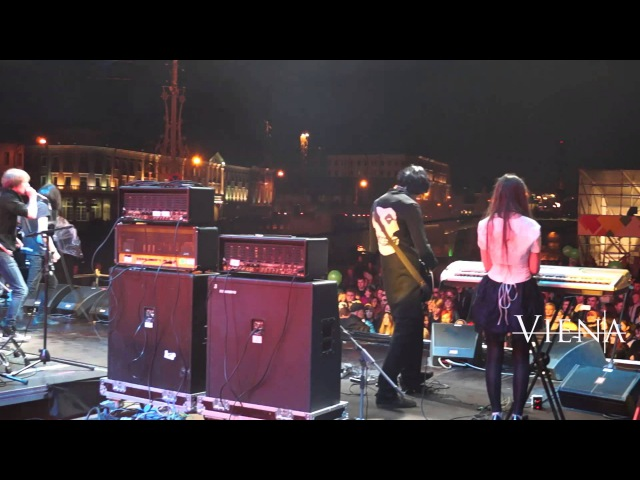 Viena - Immortal Love (Live In Metro On Stage Fest)