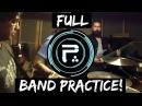 Periphery Band Practice (Full) Instrumental   Djent Prog Metal