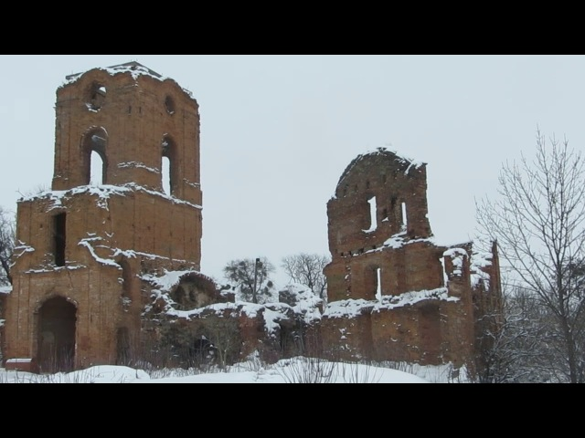 Korets Castle, Ukraine, February 2018 Корець Корецький замок Рівненщина 48