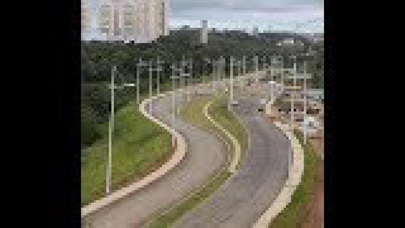 Quase tudo pronto para inauguração do novo acesso ao Barradão