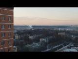 Лосино-Петровский с высоты 17 этажей