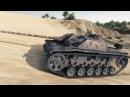 WoT StuG III Ausf. G 11 kills - Sand River