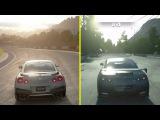 Gran Turismo Sport vs Driveclub PS4 Pro Graphics Comparison
