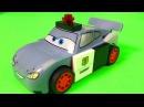 Тачки 3 Игрушки Молния Маквин Шериф Лего Машинки Дисней Видео для Детей