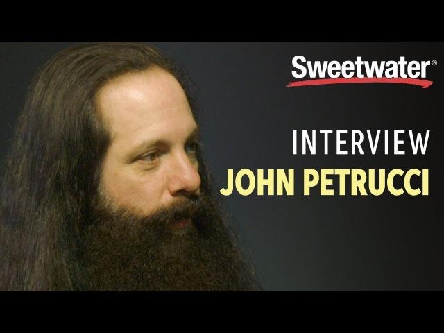 Interview: John Petrucci talks G3, Warm-up Rituals, and Ernie Ball