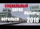 ВЫБОРЫ2018НОРИЛЬСКСОЦИАЛЬНЫЙ ОПРОС