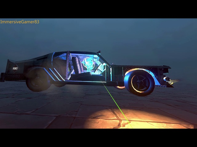 MAD MAX Muscle build in MODBOX VR MOD BOX VR @HTCVive